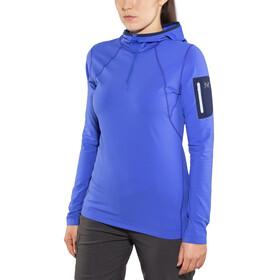 Arc'teryx Rho LT - Camiseta de manga larga Mujer - azul
